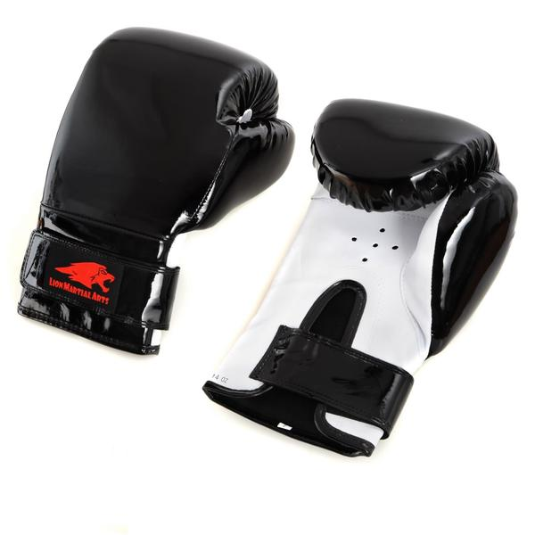 Lion Martial Arts Boxing Glove Pair (10 ounce)