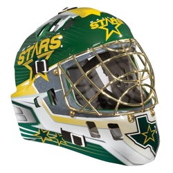 Franklin NHL Team Dallas Stars SX Comp GFM 100 Goalie Face Mask