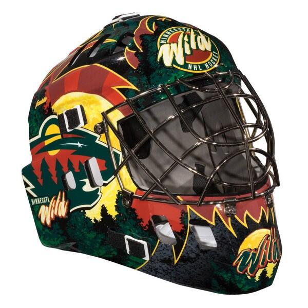 NHL Team SX Comp GFM 100 Goalie Face Mask