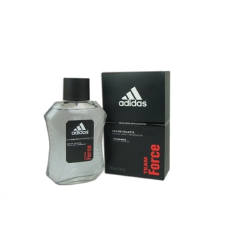 Adidas Team Force Men 3.4-ounce Eau de Toilette Spray