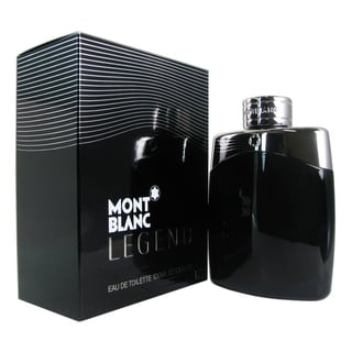 Mont Blanc 'Legend' Men's 3.3-ounce Eau de Toilette Spray