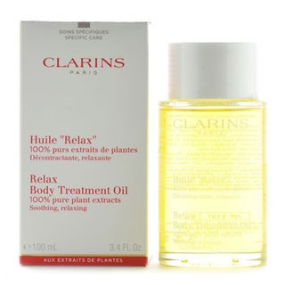 Clarins Relax Body Treatment Oil Soothing Relaxing