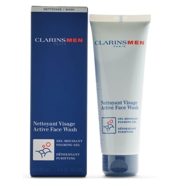 ClarinsMen Active Face Wash