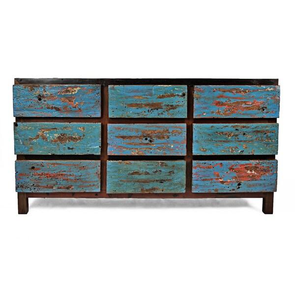 Ecologica Nine-Drawer Dresser