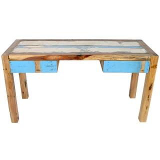 Ecologica Reclaimed Wood Eco-Office Desk