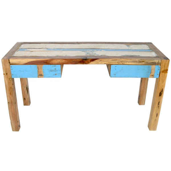 Ecologica Reclaimed Wood Eco-Office Desk