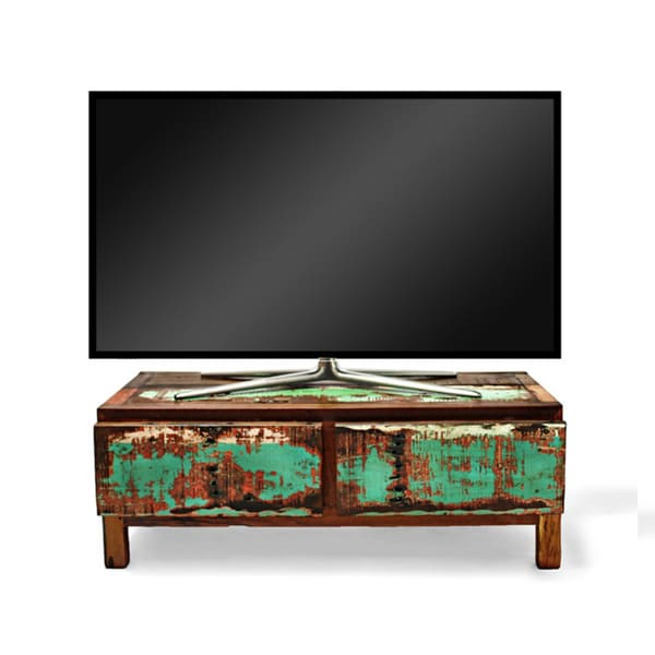 Ecologica Reclaimed Hardwood TV Stand