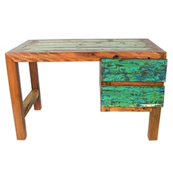 Ecologica Reclaimed Wood Office Desk