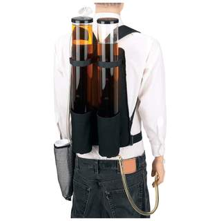 Wyndham House Dual Beverage Dispenser Backpack