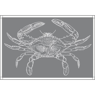 Plat Du Jour 'Crab' Paper Placemats (Pack of 50)