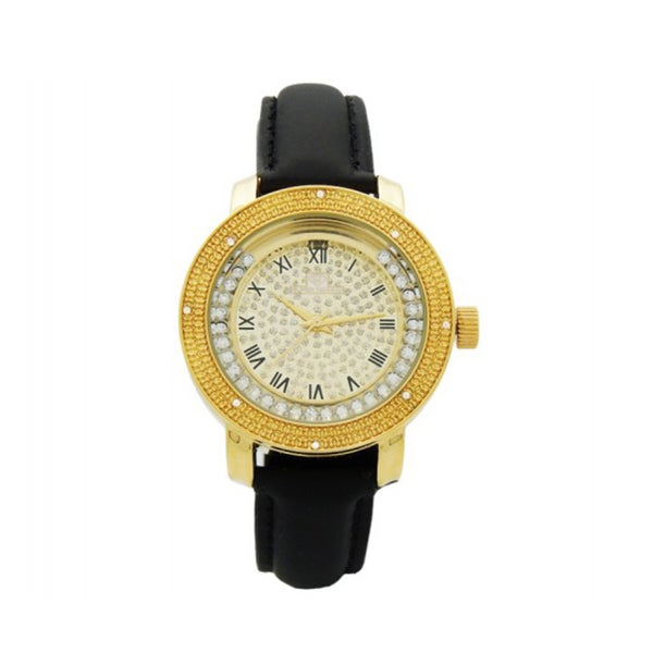 Super Techno Women's Diamond Watch