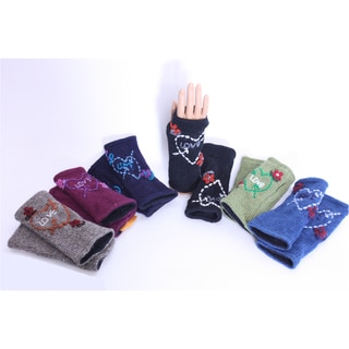 Love Glove Fingerless Arm Warmer (Nepal)