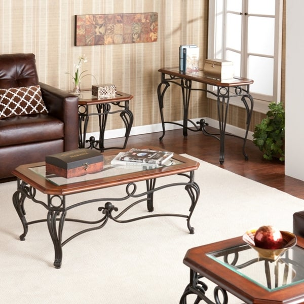 Upton Home Prentice Table Collection