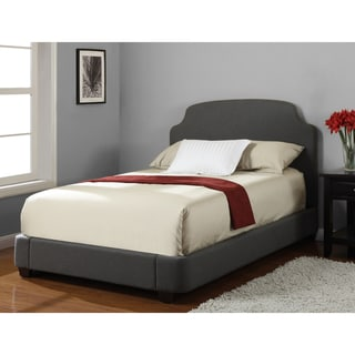 George Upholstered Queen Size Bed