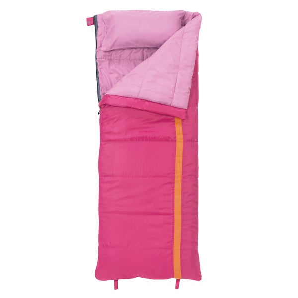 Slumberjack Kit 40 Degree Girls Short RH Sleeping Bag