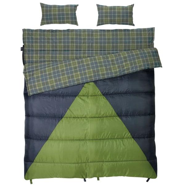 Slumberjack Bonnie & Clyde 30/40 DW Sleeping Bag