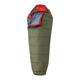 Slumberjack Lil Scout 40 Degree Short RH Sleeping Bag