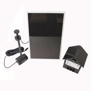 3-watt Solar Powered Water Pump Kit