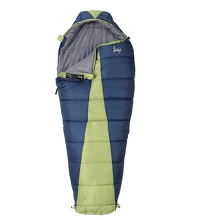 Slumberjack Latitude 20 Degree Women's Reg RH Sleeping Bag