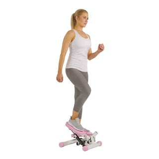Sunny Pink Adjustable Twist Stepper