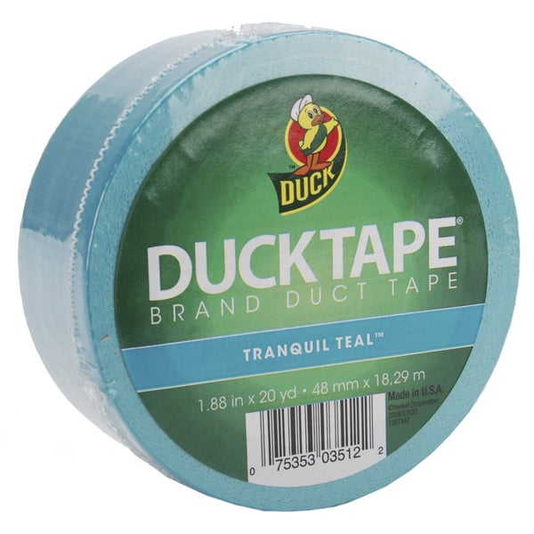 Tranquil Teal Duck Tape 60-foot