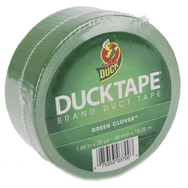 Clover Green Duck Tape 60-foot