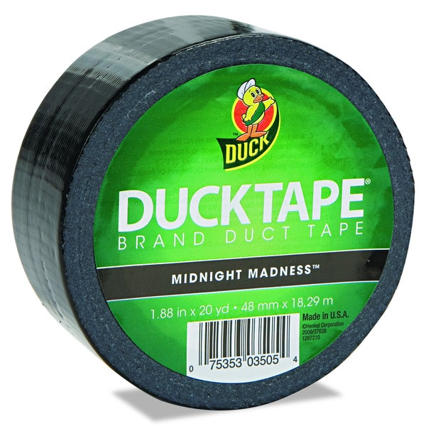 Midnight Madness Duck Tape 60-foot