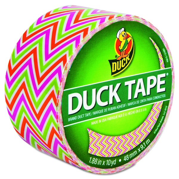 Zig Zag Duck Tape 30-foot
