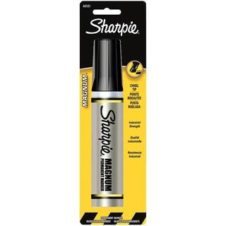 Sharpie Chisel Tip Magnum Black Permanent Marker