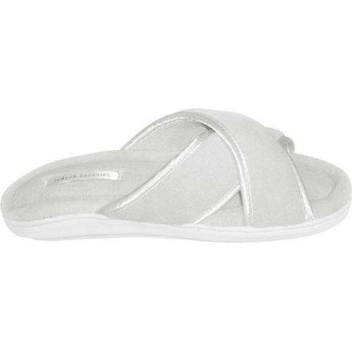 Women's Tender Tootsies Sharon (2 Pairs) White