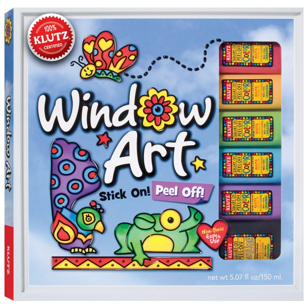 Window Art Book Kit