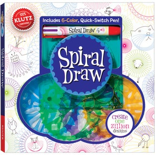Spiral Draw Book Kit