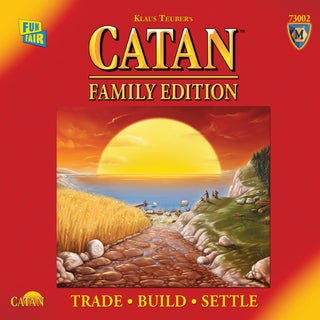 Mayfair Games Catan: Family Edition