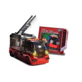 Worx Toys Torch Fire Truck