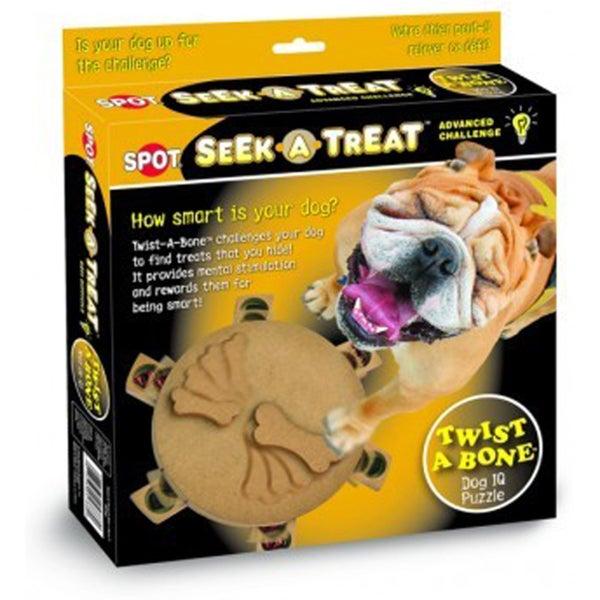 Seek-A-Treat Advanced Challenge Twist-A-Bone