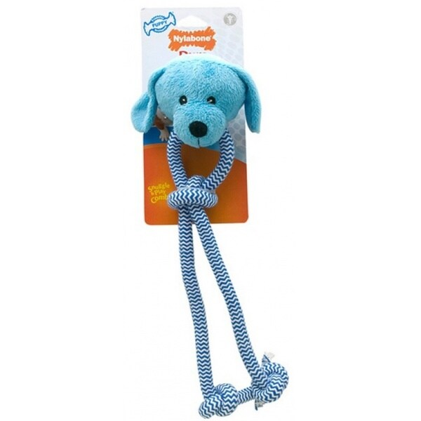 Nylabone Puppyface Rope Toy