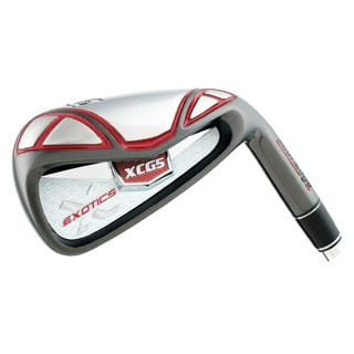 Tour Edge Exotics XCG5 Iron Set 4AW MRH