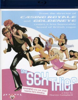 The Sex Thief (Blu-ray Disc)