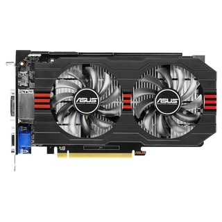 Asus GTX650 TI-1GD5 GeForce GTX 650 Ti Graphic Card - 928 MHz Core -