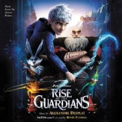Alexandre Desplat - The Rise Of The Guardians (OSC)
