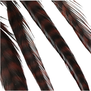 Donna Bella Color #4 Dark Brown 20-inch Remy Full Head Hair Extensions