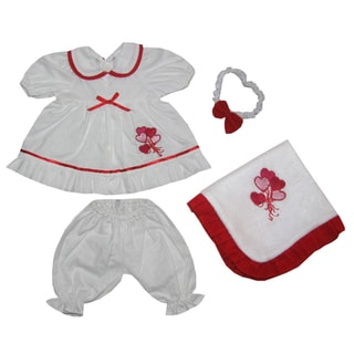13-inch Sweetheart Doll Clothes Ensemble