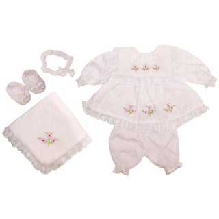 16-inch Dina Doll Clothing Ensemble