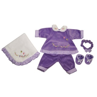 18-inch Cara Doll Clothing Ensemble