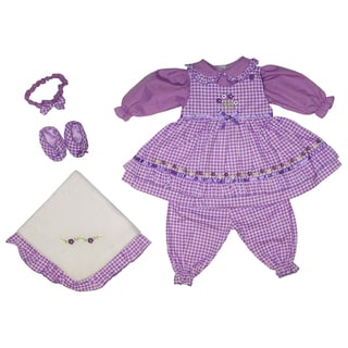 18-inch Selena Doll Clothing Ensemble