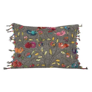 Marlo Lorenz Pakhi 16-inch Decorative Pillow