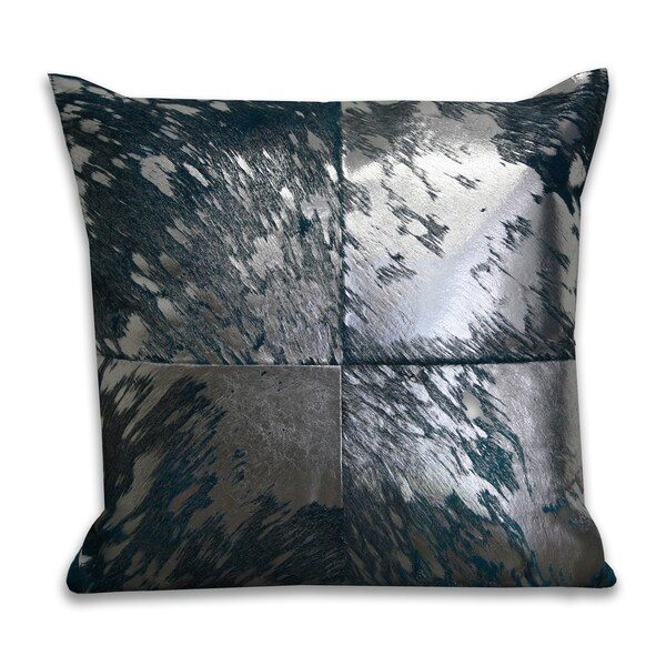 Marlo Lorenz Metallic 16-inch Decorative Pillow