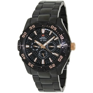 Swiss Precimax Men's Formula-7 Chronograph Watch
