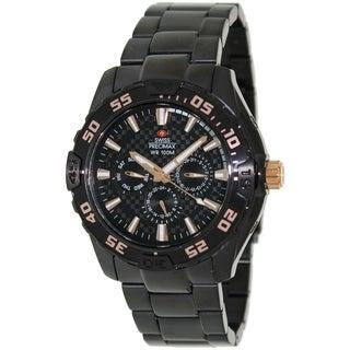 Swiss Precimax Men's Formula-7 Chronograph Watch