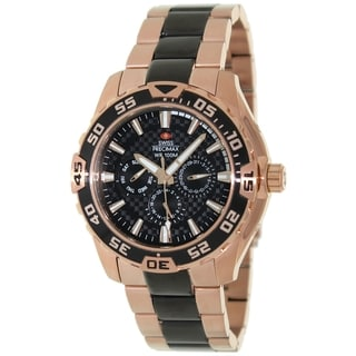 Swiss Precimax Men's Formula-7 Chronograph Watch with Sapphimax Crystal